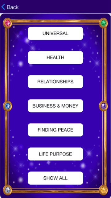 Affirmations for your Soul screenshot 3