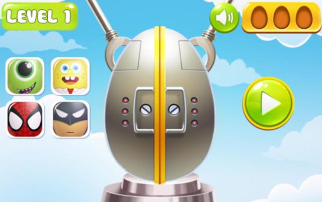 Surprise Eggs - Toys for Kids screenshot 3