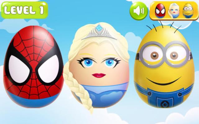 Surprise Eggs - Toys for Kids screenshot 6