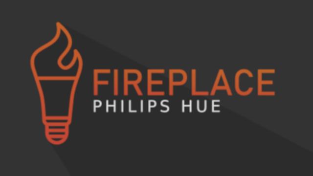 Fireplace Philips Hue screenshot 1