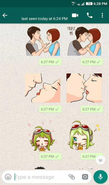 About Love Stickers For Whatsapp Google Play Version Love