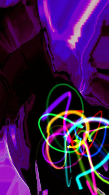 Morphyre Music Visualizer screenshot 2