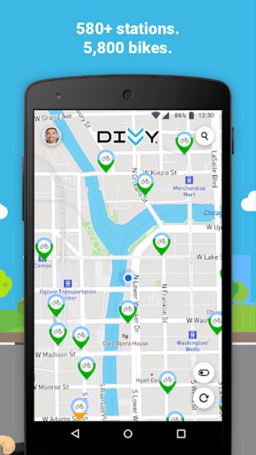 Divvy screenshot 2