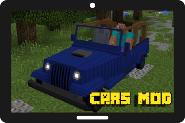Cars Mod screenshot 4