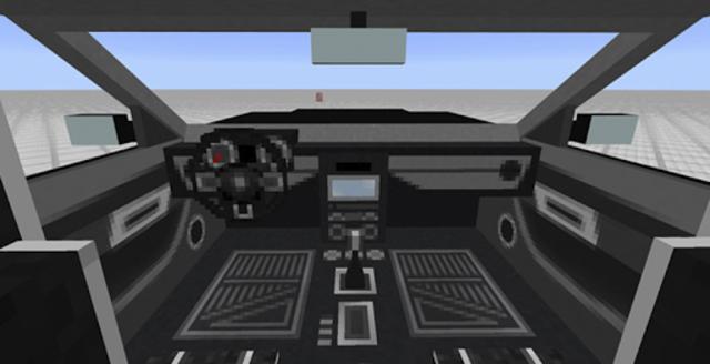 Cars Mod screenshot 1