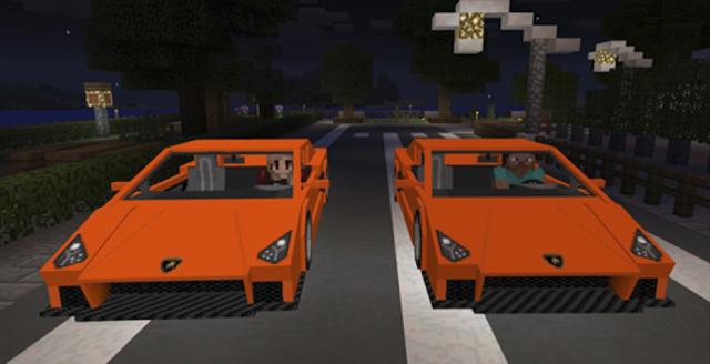 Cars Mod screenshot 2