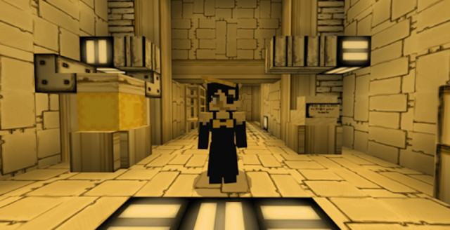 Bendy Mod screenshot 2