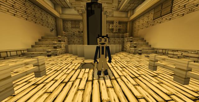 Bendy Mod screenshot 4