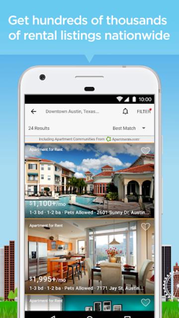 Realtor.com Rentals: Apartment, Home Rental Search screenshot 2