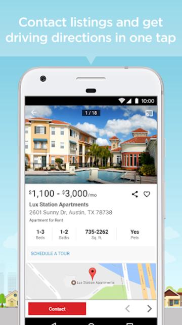 Realtor.com Rentals: Apartment, Home Rental Search screenshot 3