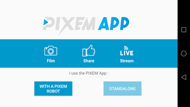 PIXEM App screenshot 1