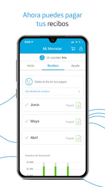 Mi Movistar Hogar screenshot 3