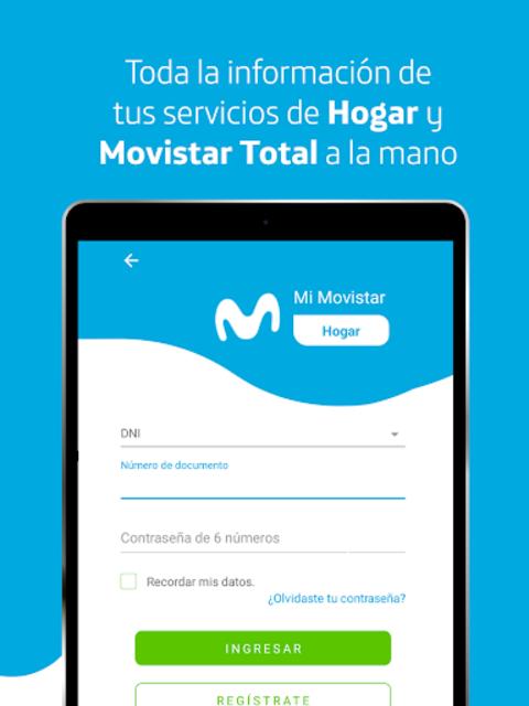 Mi Movistar Hogar screenshot 7