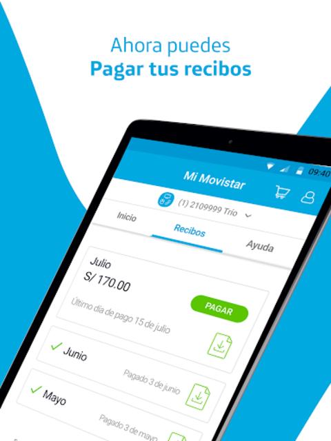 Mi Movistar Hogar screenshot 8