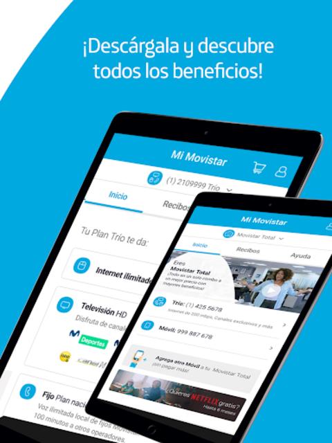 Mi Movistar Hogar screenshot 11