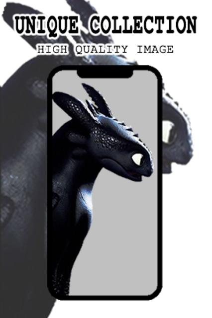 Wallpaper How to Train 🔥 Dragon 3 | HD🔥 screenshot 4