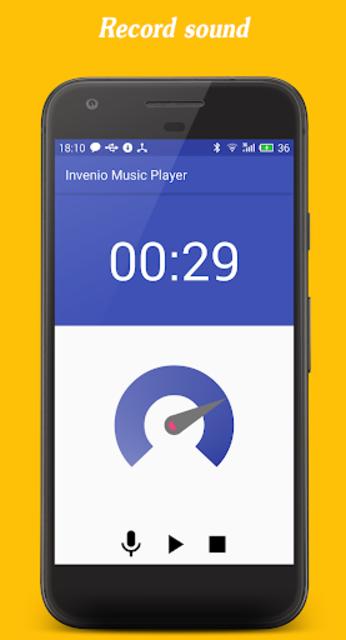 Invenio Music Player screenshot 11