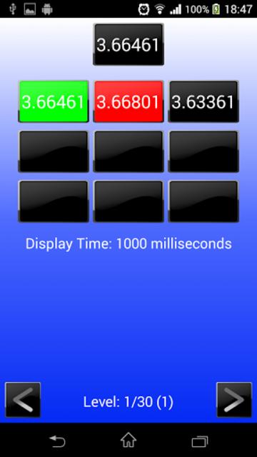 MRE Mind Trainer PRO screenshot 3