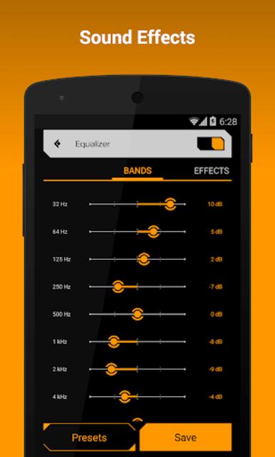 NRG Player Robo Skin screenshot 4