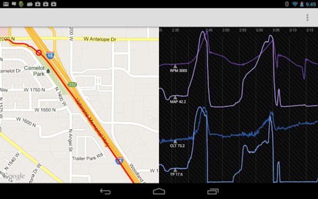MSDroid screenshot 3