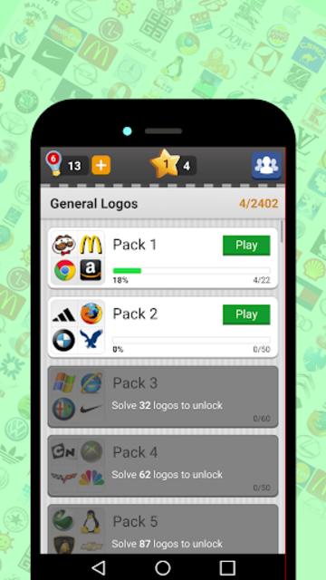 Logo Game: Guess Brand Quiz screenshot 15