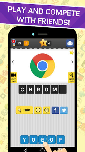 Logo Game: Guess Brand Quiz screenshot 16