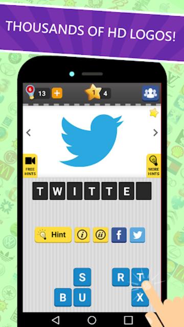 Logo Game: Guess Brand Quiz screenshot 18