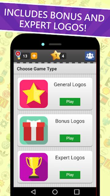 Logo Game: Guess Brand Quiz screenshot 14