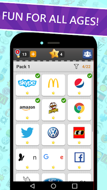 Logo Game: Guess Brand Quiz screenshot 23