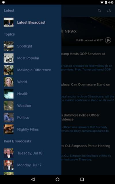 NBC Nightly News screenshot 10