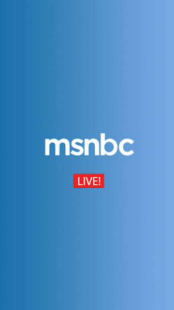 Msnbc News Live Streaming Free screenshot 1