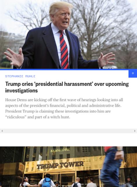MSNBC Live TV screenshot 1