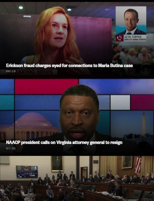 MSNBC Live TV screenshot 4