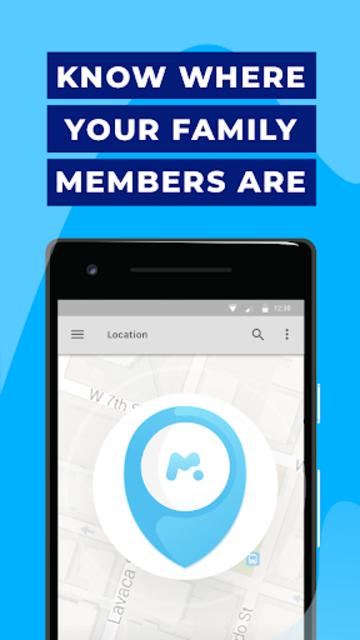 mLite Phone Tracker App & Phone Locator App screenshot 2