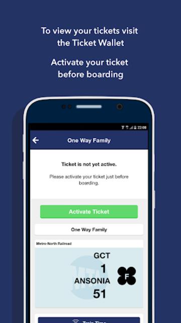 MTA eTix screenshot 4