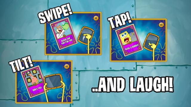 SpongeBob's Game Frenzy screenshot 3
