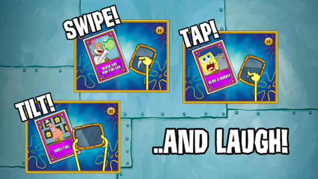 SpongeBob's Game Frenzy screenshot 7