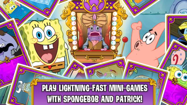 SpongeBob's Game Frenzy screenshot 10
