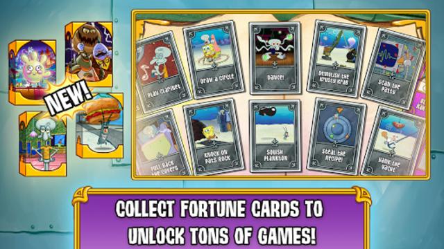 SpongeBob's Game Frenzy screenshot 8