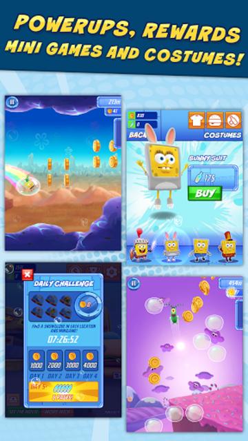 SpongeBob: Sponge on the Run screenshot 2