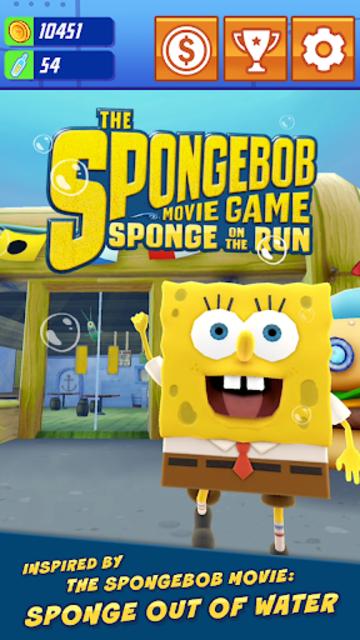 SpongeBob: Sponge on the Run screenshot 1