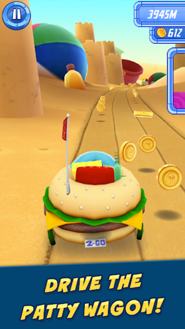 SpongeBob: Sponge on the Run screenshot 5