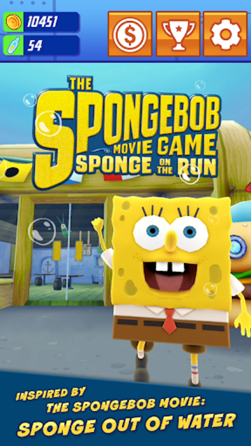 SpongeBob: Sponge on the Run screenshot 13