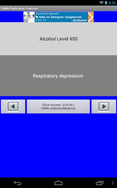 CARN Flashcards Premium screenshot 7