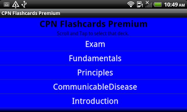 CPN Flashcards Premium screenshot 4