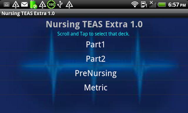 Nursing TEAS Extra screenshot 4