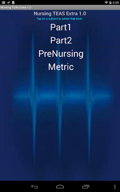 Nursing TEAS Extra screenshot 7