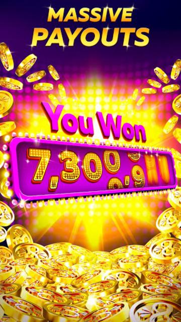 Infinity Slots™ Free Online Casino Slots Machines screenshot 6