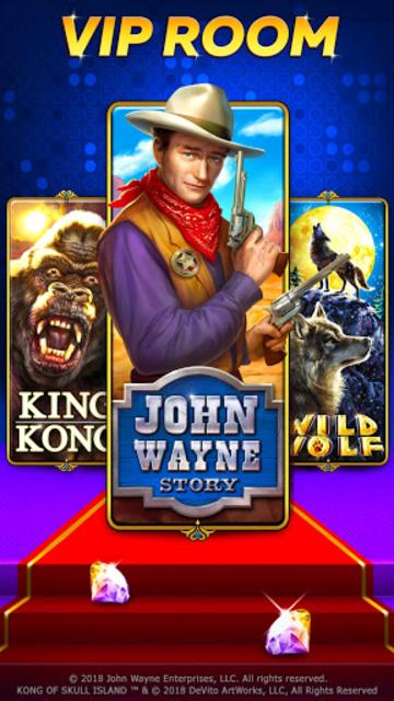 Infinity Slots™ Free Online Casino Slots Machines screenshot 8
