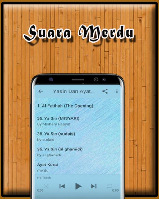 Surat Yasin Dan Ayat Kursi MP3 Offline screenshot 3
